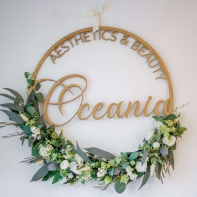 Oceania Vintage Sign
