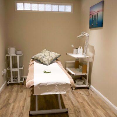 Modern Massage Bed